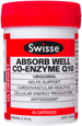 Swisse Ultiboost Absorb Well Co-Enzyme Q10