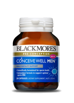 Blackmores Conceive Well Men™