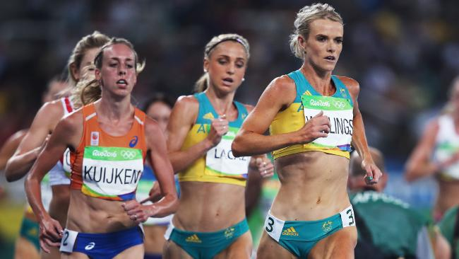 Eloise Wellings Endurance of Marathon Runner Secrets