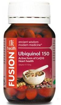Fusion Health Ubiquinol 150